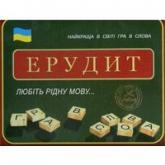 купить: Настольная игра Ерудит. Найкраща в світі гра в слова