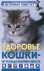купить: Книга Здоровье кошки от усов до кончика хвоста