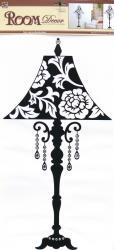 """купить: Декоративная наклейка Наклейка на стіну """"Лампа"""""""