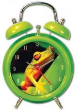 купить: Часы и будильник Будильник 'Жабка'