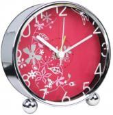 купить: Часы и будильник Будильник на стіл, рожевий