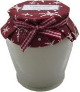 купить: Сувенир Свiчка Склянка, бiла (4 види в асортименті)