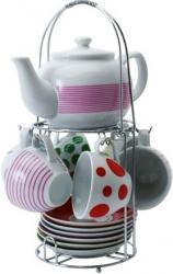 купить: Чашка и посуда Чайный набор Dots & Stripes