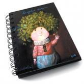 купити: Книга Дневник Naturel