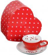 купить: Чашка и посуда Чашка с блюдцем Valentineіs Day