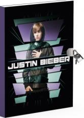 купить: Ежедневник Дневник на замочке Justin Bieber