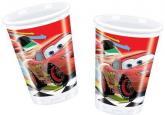 """купить: Праздничное украшение 10 пластиковых стаканов """"Тачки"""""""