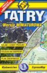 купити: Мапа Tatry mapa turystyczna 1:80 000