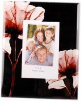 """купить: Аксессуар для фото Фоторамка зеркальная """"Цветы"""", 10х15 см"""
