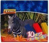 buy: Stationery Пластилин Africa, 10 цветов