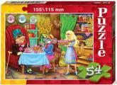 купити: Пазл Пазли 54 мал картонні, в асортименті