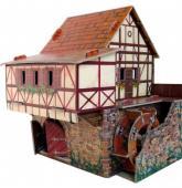 buy: Play Set Водяная мельница. Сборная модель из картона