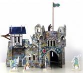 buy: Play Set Круглая башня. Сборная модель из картона