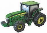 купить: Модель для сборки Трактор John Deere 8420. Объемный пазл
