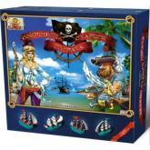 купить: Настольная игра Сокровища старого пирата. Настольная игра