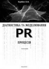 купити: Книга Діагностика та моделювання PR-процесів