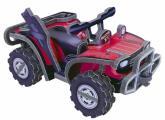 купить: Пазл Трактор Bombardier ATV. Объемный пазл