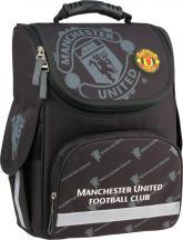 buy: Backpack Рюкзак шкільний каркасний 501 Manchester United
