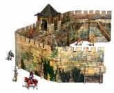 buy: Play Set Крепостная стена. Сборная модель из картона