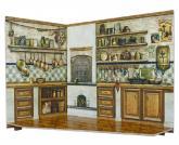 купить: Модель для сборки Кухня. Румбокс для коллекционного набора мебели