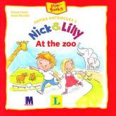 купити: Книга Перша англійська з Nick and Lilly. At the zoo