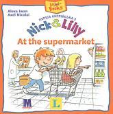 купити: Книга Перша англійська з Nick and Lilly. At the supermarket