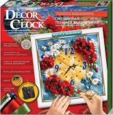 купить: Набор для творчества Ромашки и маки. Decor clock. Набор для творчества