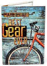 купить: Обложка Best Gear Ever. Обкладинка на паспорт