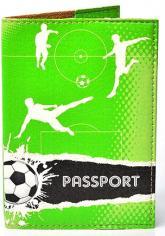 купить: Обложка Футбол. Обкладинка на паспорт