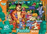 купить: Пазл Маша и Медведь. Maxi-Puzzle 60 деталей