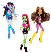 купить: Кукла Музыкальный фестиваль. Куклы Monster High в ассортименте