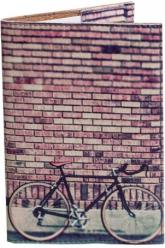 купить: Обложка Велосипед. Обкладинка на паспорт