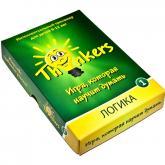 купить: Настольная игра Thinkers 9-12 лет. Логика