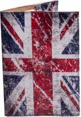 купить: Обложка Британский прапор. Обкладинка на паспорт