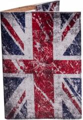 buy: Cover Британский прапор. Обкладинка на паспорт