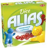 buy: Board game Настольная игра Alias с кубиками