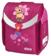 buy: Book Ранець для дівчинки Herlitz Flexi Flower Fawn, рожевий