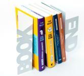 купити: Книга Підставка для книг Book end, в асортименті