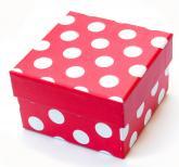 buy: Book Коробка для подарунків в горох Multi, S, в асортименті