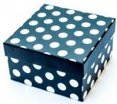 buy: Book Коробка для подарунків в горох Multi, L, в асортименті