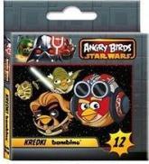 купить: Канцелярия Олівці воскові для малювання Angry Birds Star Wars