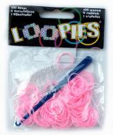 купити: Книга Гумки для браслетів 100 штук, рожеві