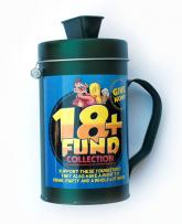 купити: Книга Скарбничка 18+ FUND Collection