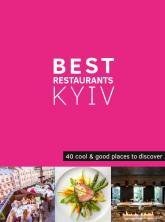 купить: Книга Best restaurants Kyiv