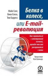 купить: Книга Белка в колесе, или E-mail революция. Как справиться с электронной почтой, прежде чем она расправитс