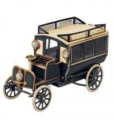 купить: Модель для сборки Электроомнибус. Сборная модель из картона