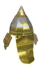 купить: Модель для сборки Шлем, ХVII век. Сборная модель из картона