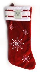 купити: Книга Шкарпетка новорічна червона