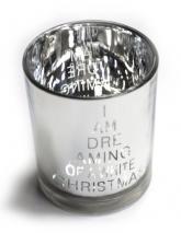 купити: Книга Підсвічник сріблястий Christmas