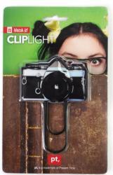 купить: Сувенир для дома Лампа-скріпка для книжки Foto